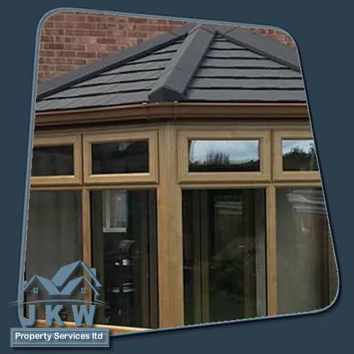 Low Cost Conservatory Installation in Ellesmere Port