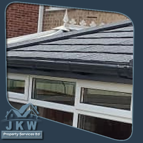 Low Cost Conservatory Roof Solution in Ellesmere Port